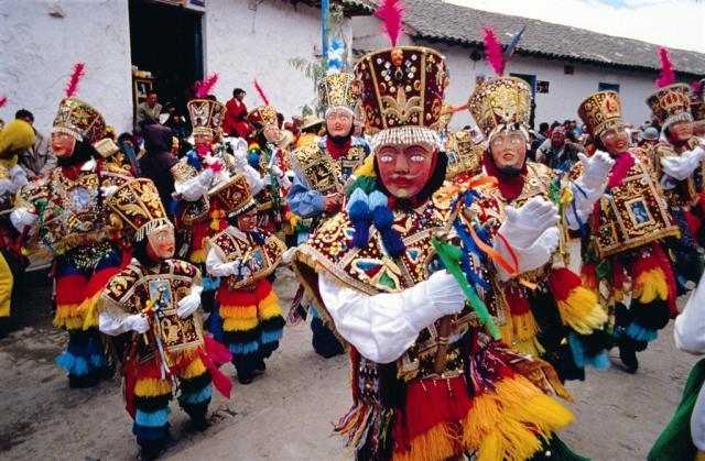 Jižní kříž Peru