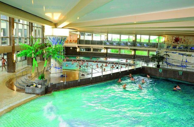 Bad Füssing největší termály - vitalhotel Jagdhof - v ceně termální lázně Johannesbad