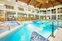 Hévíz 2016 termální jezero Maďarsko - hotel Europa Fit  - pobyt na 6 nocí, dítě do 9,9 let ZDARMA