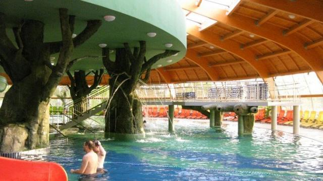 Hungarospa Thermal hotel