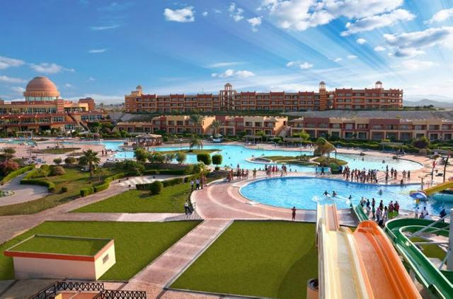 El Malikia Beach Resort Abu Dabab