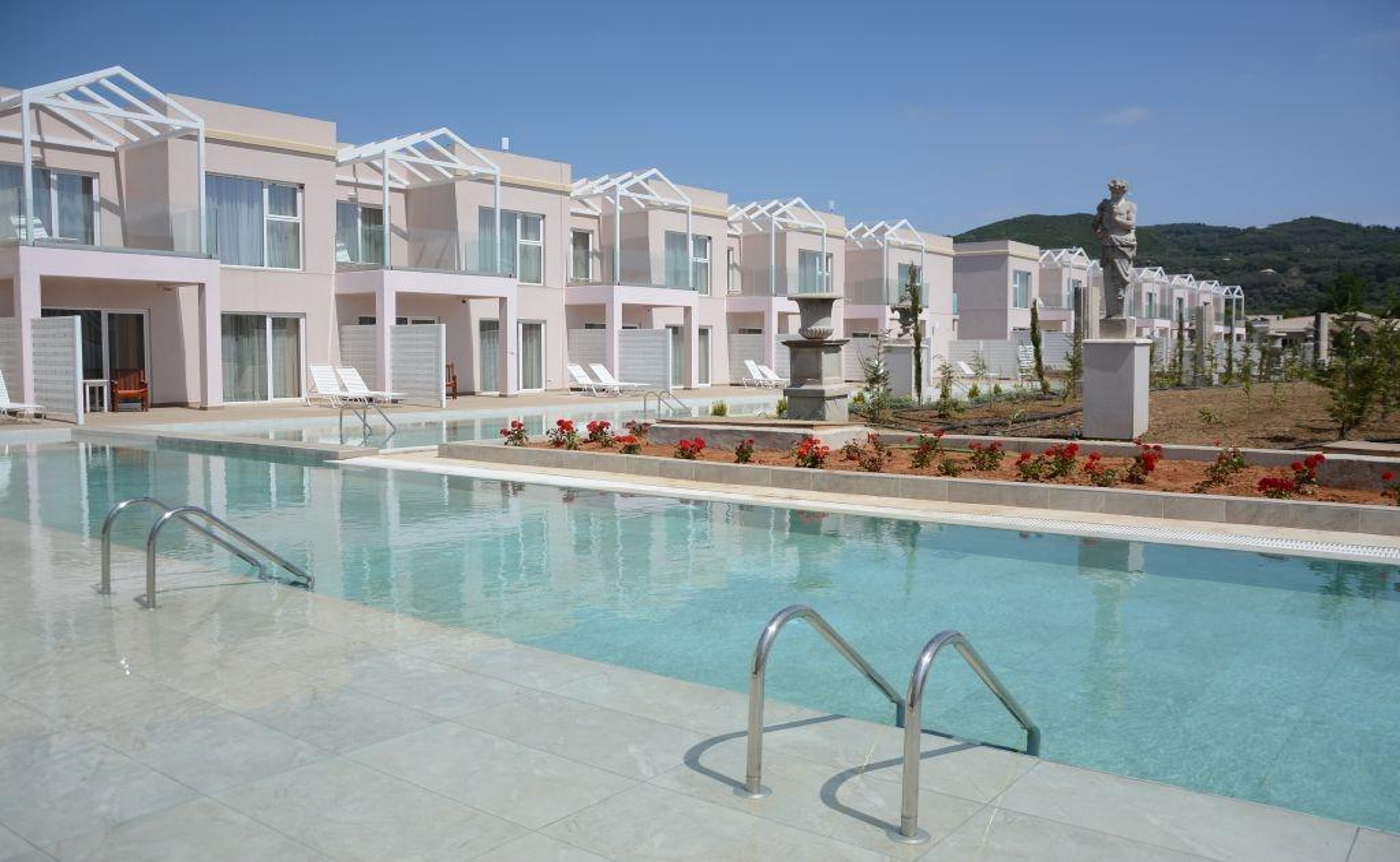 Kairaba Sandy Villas - Adults Only, Řecko, Korfu Agios Georgios sever, 02.07.20, Ultra all inclusive - CK Kontakt