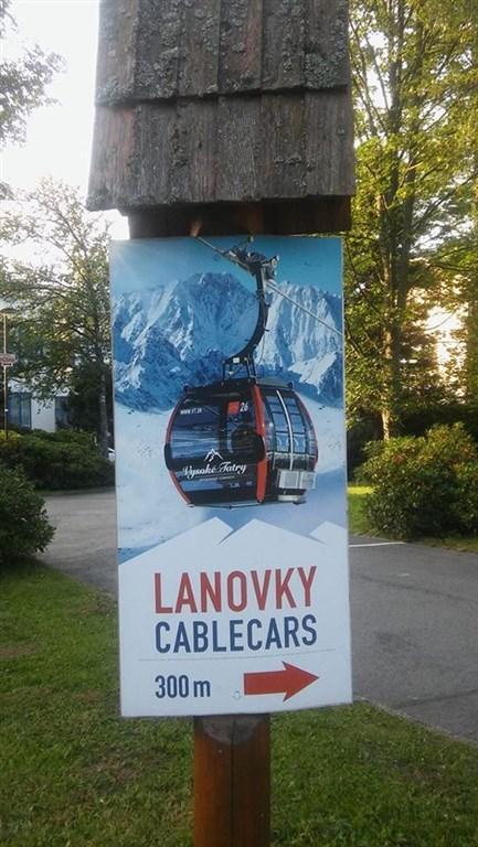 REKREACE ROH - Tatransk Lomnica ** Slovensk republika