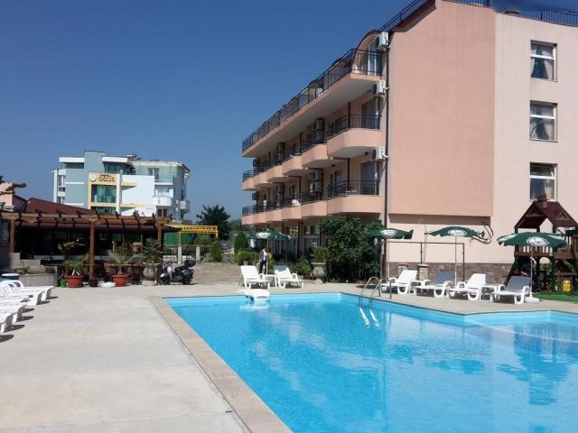Hotel Black Sea, Bulharsko