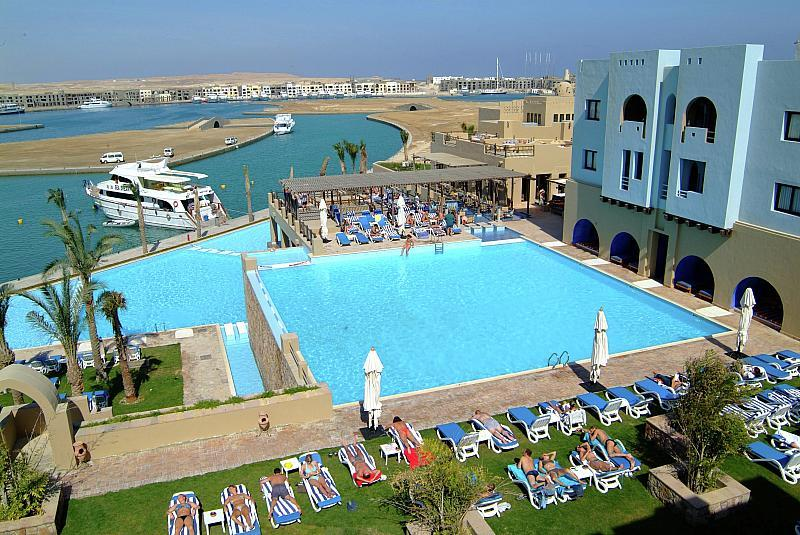 Marina Lodge Port Ghalib