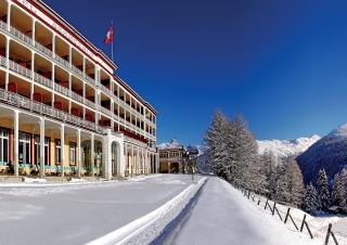 Schatzalp Snow & Mountain Resort