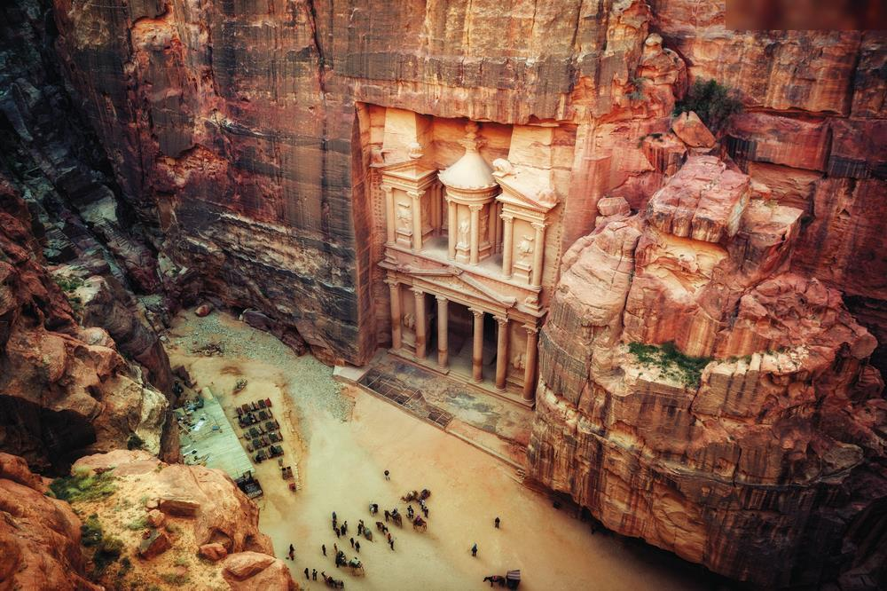 Jordánsko datovania