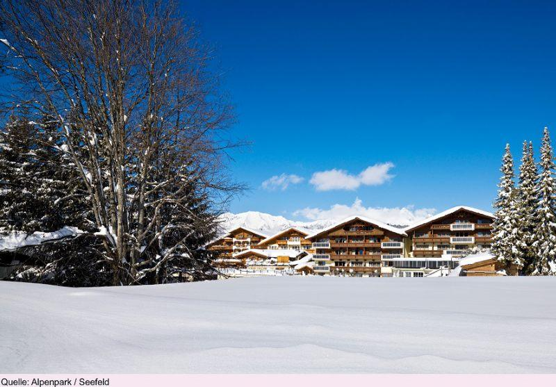 Aktiv & Spa-Resort Hotel Alpenpark