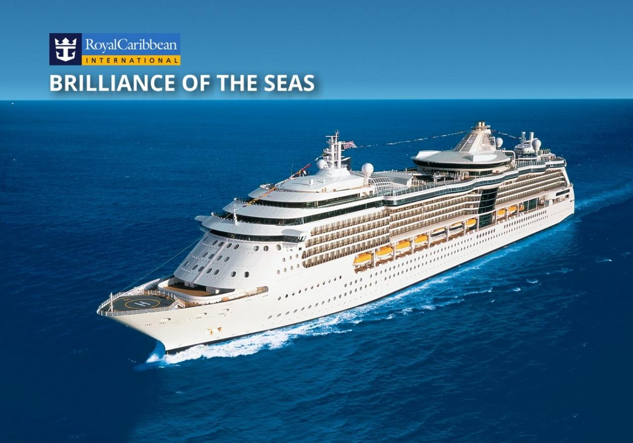 Mexiko z Tampy na lodi Brilliance of the Seas