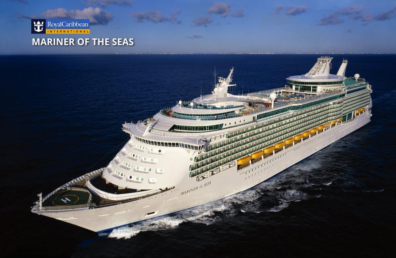 USA, Bahamy na lodi Mariner of the Seas