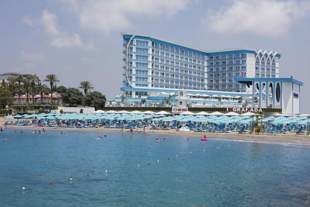 Granada luxury avsallar