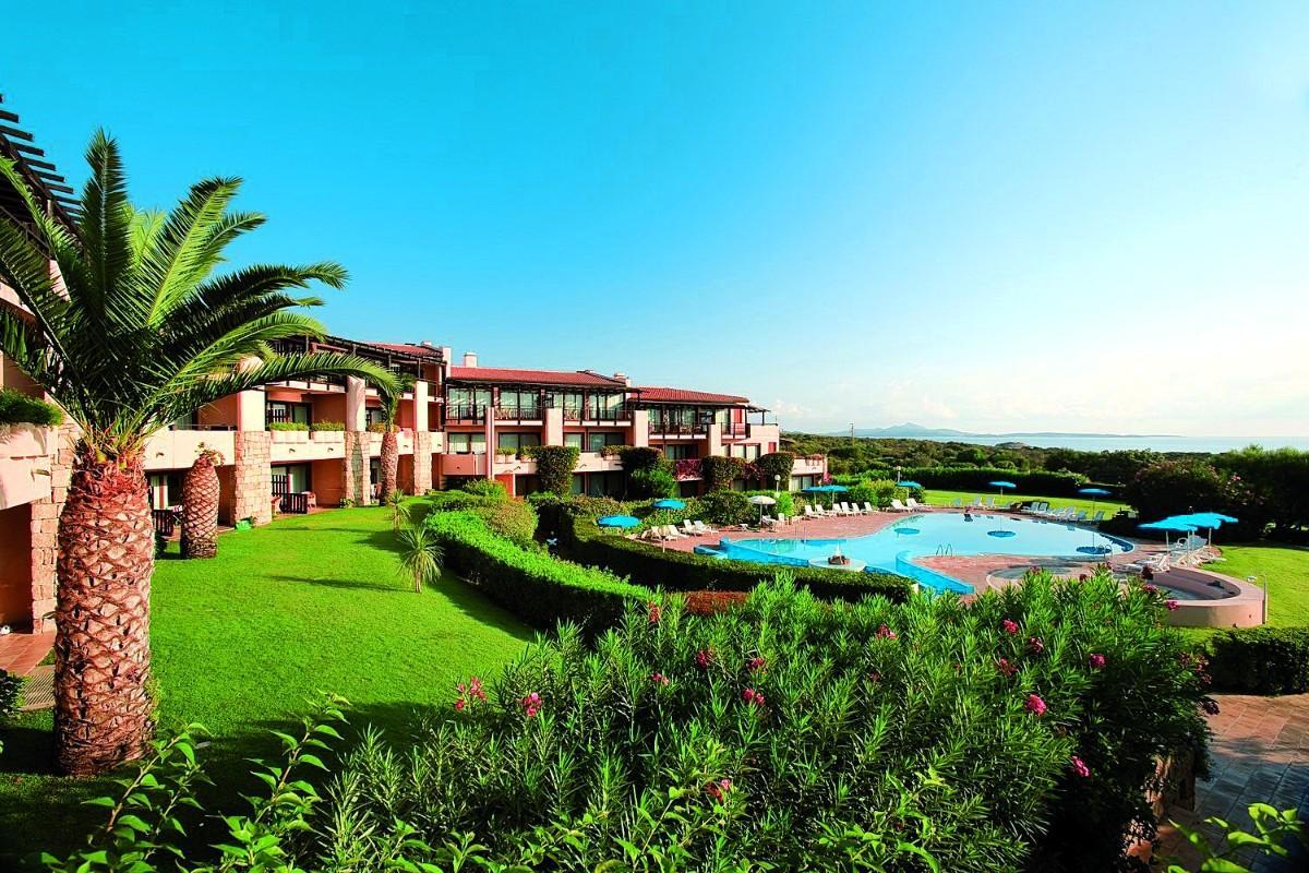 Sporting hotel Tanca Manna pro seniory 55+