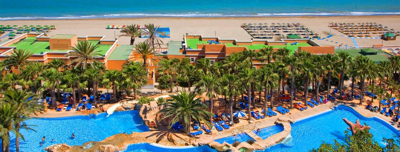 Playacapricho pan lsko costa de almer a roquetas de for Hoteles en vera almeria