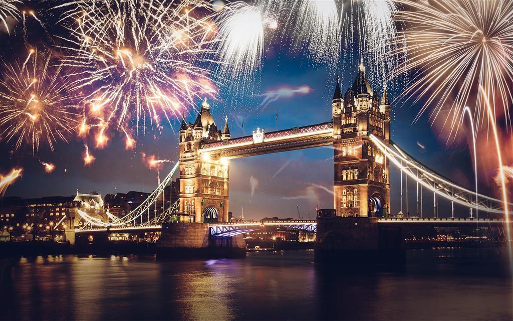 Více než 30 let z Londýna