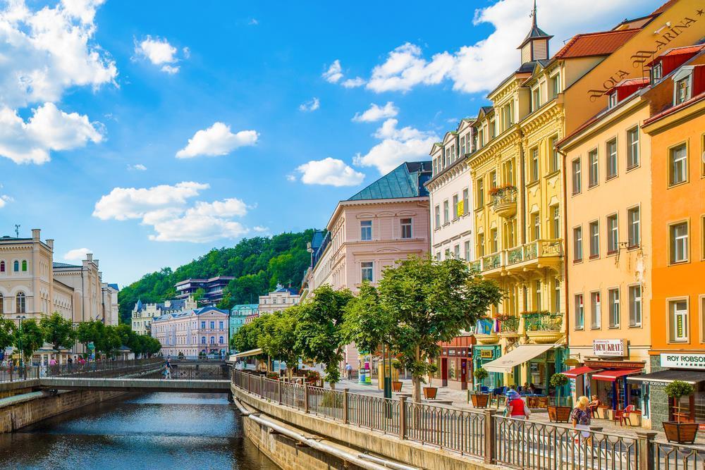Karlovy Vary, Loket a Bečov nad Teplou - Česká republika Západočeské lázně Karlovy  Vary | 1 Cestovní