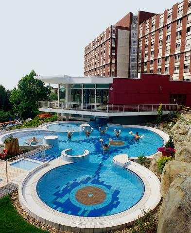 Hévíz - Hotel Danubius Health Spa Resort Aqua, 3 noci výhodně, All Inclusive