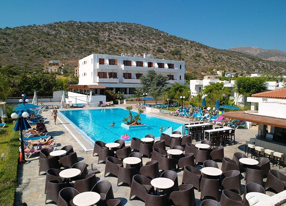 Smartline Kyknos Beach Hotel & Bungalows