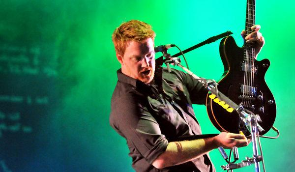 Queens Of The Stone Age koncert