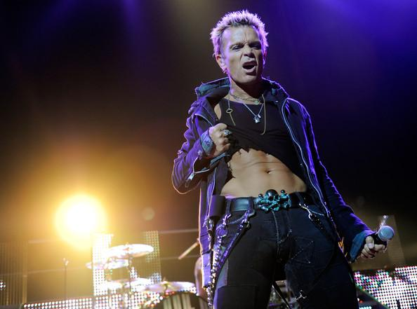 Billy Idol koncert