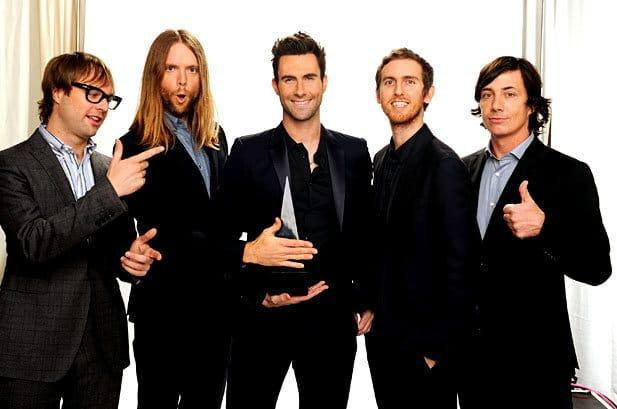 Maroon 5 & Phil Collins & New Jersey vs San Jose | zájezd do New Yorku na koncert a NHL