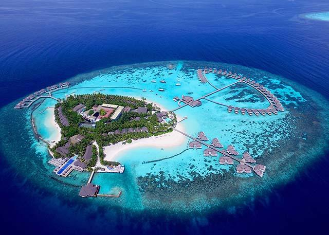 Centara Grand Island Resort & Spa Maledives