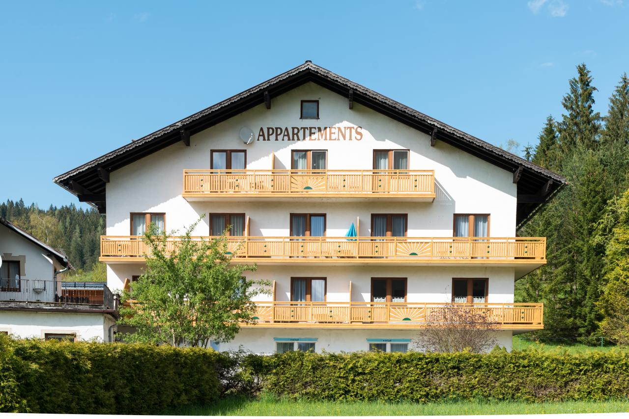 Apartment Bergsee