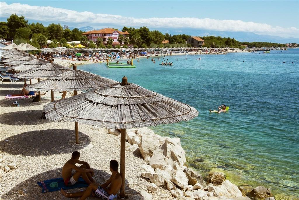 Ostrov Vir Ubytovani Chorvatsko Kotrbaty