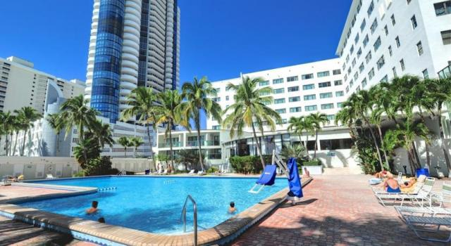 Hotel NEW CASABLANCA ON THE OCEAN***, Miami Beach