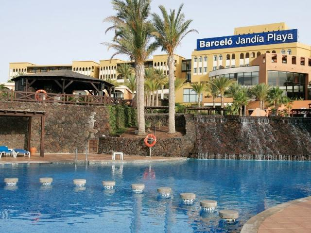 Barcelo Jandia Playa