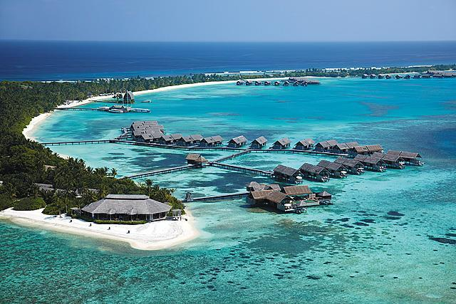 Shangrila´s Vilingili Resort & Spa